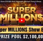 Ben Rolle hits the most memorable Super Million $ bad beat on his way to his first tournament win