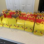 THE STORY: the jackals of the Pokémon cards in Happy Meals