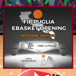 "Esports and basketball: starting from Puglia with the ""Fip Puglia eBasket-Opening"""