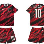FaZe and Kappa together for a real version of Fifa 21 uniforms