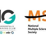 Immortals Gaming raises funds against multiple sclerosis