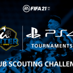 Inter Esports with Sony for the FIFA 21 Club Scouting Challenge