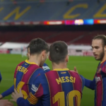 "And La Liga also ""becomes"" a video game"