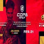 The RFEF eCopa kicks off with € 30,000 in prizes