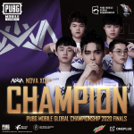 PUBG Mobile Global Championship: the title goes to Nova Esports