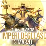 """Shurima protagonist in the new expansion """"The Empires of the Ascended"""""""