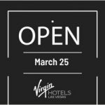 Virgin Hotels Las Vegas opens its doors on March 25
