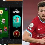 Liverpool winger Diogo Jota is now world number 1 of Fifa Ultima Team