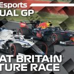 The F1 Virtual Grand Prix Series is held at the Haas team