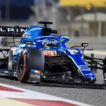 40 to 1 is paid the top 3 of Carlos Sáinz or Fernando Alonso in the Bahrain GP