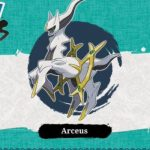 Pokémon Legends: Arceus, in 2022 an RPG set in Sinnoh