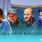 Sergi Reixach, with victory included, and Sergio Aido stand out in the Aria High Rollers
