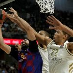 Super double 50 quota to bet on Real Madrid or Barça in the Euroleague Classic