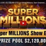 The fifth time was the charm, and Adrián Mateos wins the GGPoker Super Million $