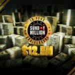The Sunday Million 15th Anniversary of Pokerstars meets minimums, like the Red