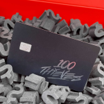The 100 Thieves will launch their credit card with Cash App