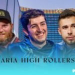 Ali Imsirovic and Sean Perry play three consecutive heads-up games for the Aria HR