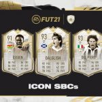 FIFA 21: Dalglish, Essien and Del Piero Moments on SBC