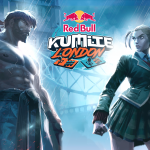 Red Bull Kumite London: Street Fighter is back live