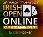 Results of La Roja at the Irish Open party and the GG Poker Spring Festival