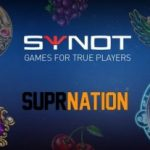 SYNOT Games aligns with online casino operator SuprNation