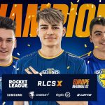 Team Queso only Spanish in the Rocket League World Cup
