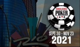 WSOP and WSOPE, live and in 2021