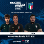 eNational Fifa, here are the players for the eNations Cup