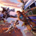 Aloy from Horizon Zero Down arrives on Fortnite