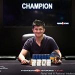 kaju85 busts her in the SCOOP Champion of the ME PLO and finalist in the ME NLHE!