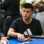 kaju85 reserves a spot in the Pokerstars.com SCOOP Main Event-H PLO FT