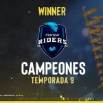 Movistar Riders wins its third consecutive ESL Masters