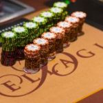 The WPT commemorates 20 years of visits to the Bellagio
