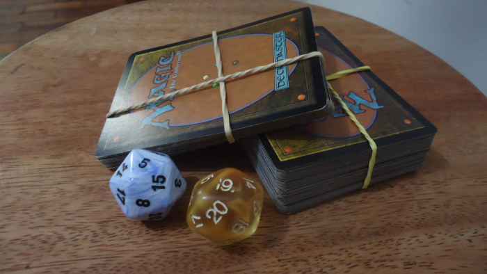 Jeux de cartes Magic Gathering
