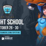 London Spitfire renforce l'engagement des fans avec `` Flight School ''