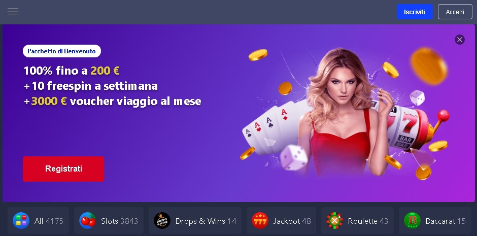 betmaster recensione