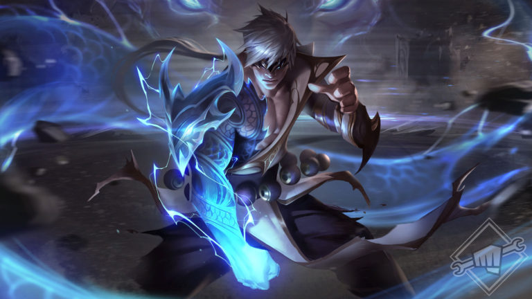 05 Lee Sin Splash
