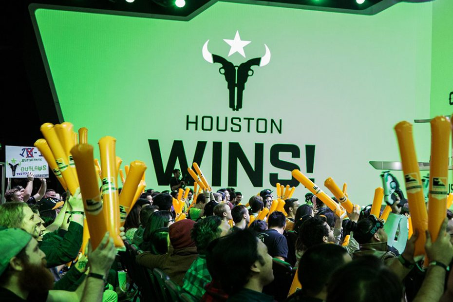 Houston Outlaws svela la partnership con Boomer Naturals