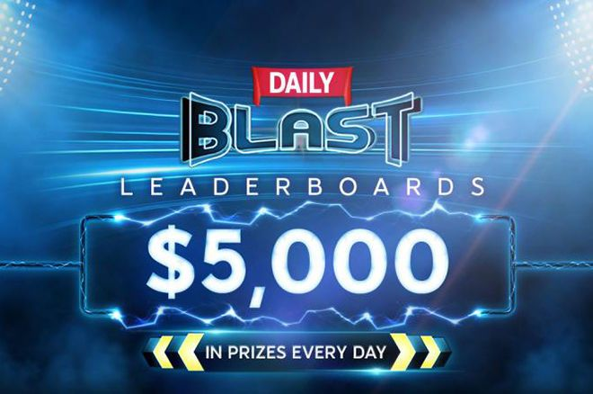 888poker lancia le classifiche Daily Blast