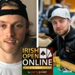 Staples e Leonard avançam para as 40 finais do Evento Principal do Irish Open na partypoker
