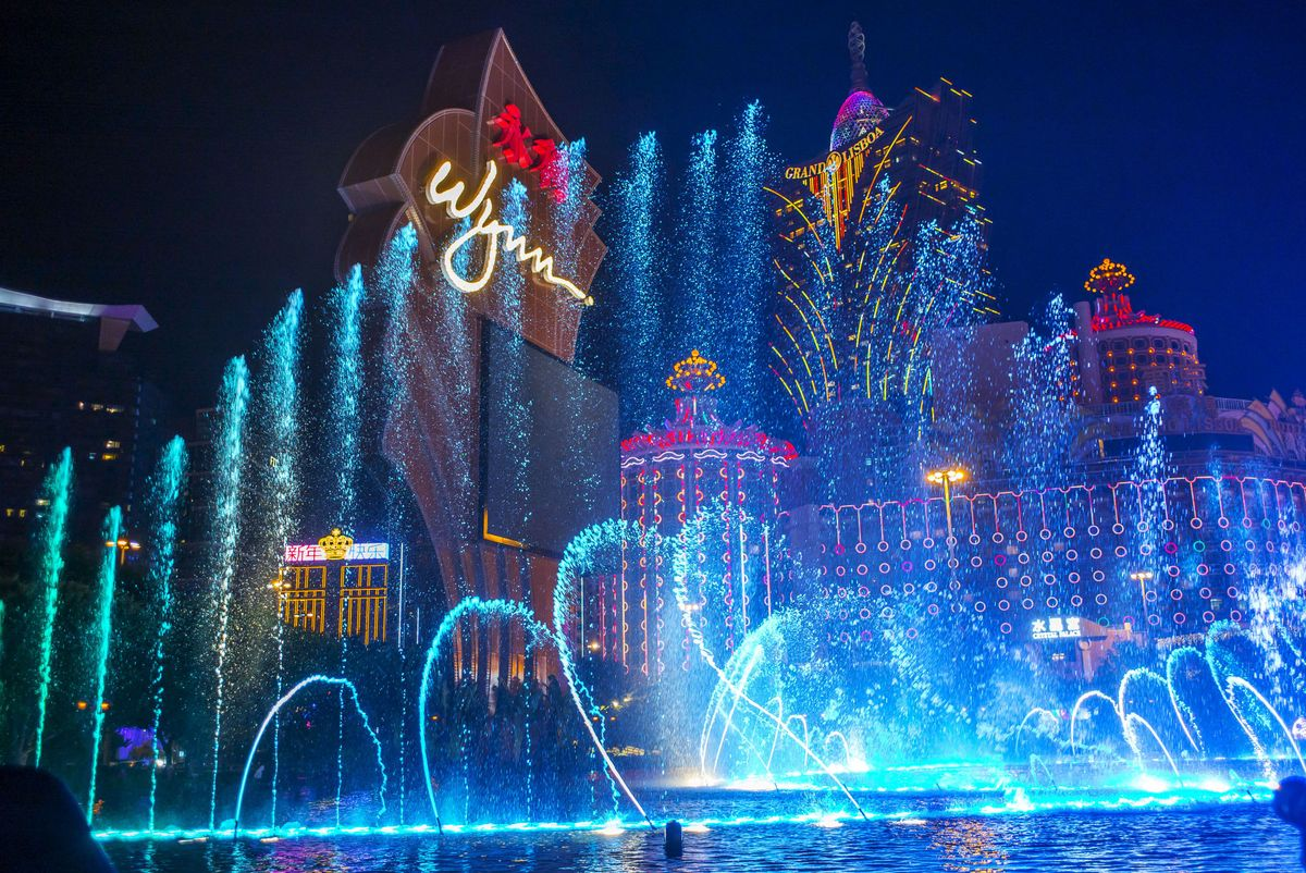 Galaxy Ent compra acciones de Wynn Resorts