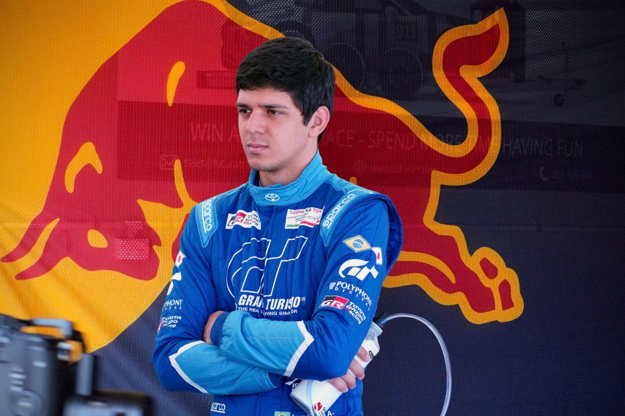 Igor Fraga entra en el programa Red Bull Junior