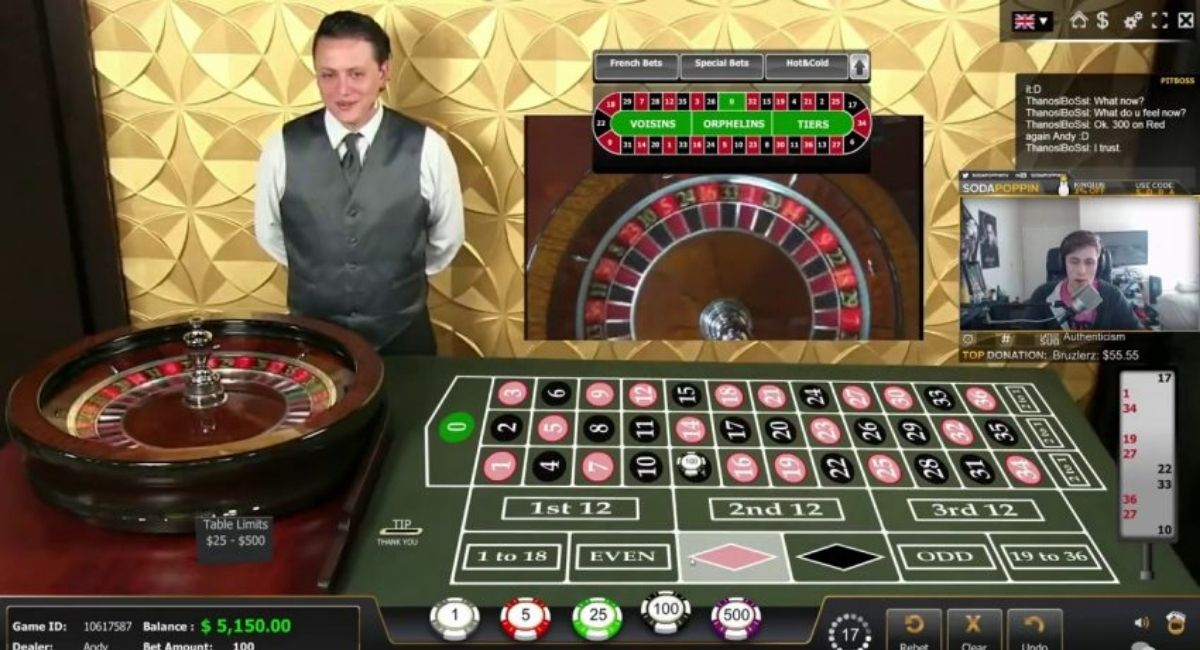 Casinos online con dinero real y ruleta en vivo