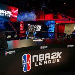NBA 2K League se asocia con DoorDash