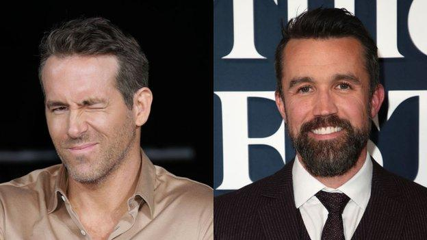 Ryan Reynolds y Rob McElhenney