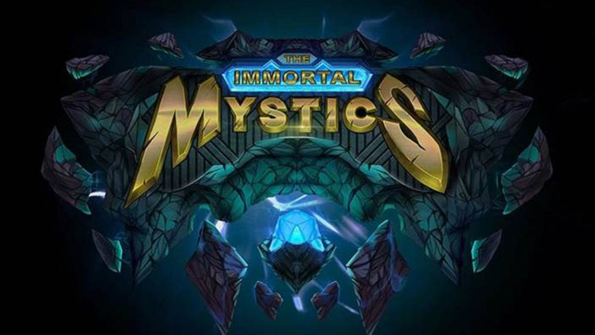 The Immortal Mystics: Nuevo MOBA gratuito en 2021.