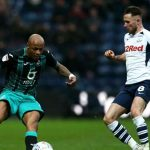 Andre Ayew ayuda a Swansea City a derrotar a Preston North End