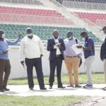 El presidente Kenyatta reabrirá el estadio Nyayo después de tres años de renovación