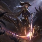 La mejor construcción de Ashe en la temporada 10 de League of Legends