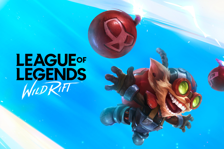 League of Legends: Wild Rift agrega nuevas máscaras